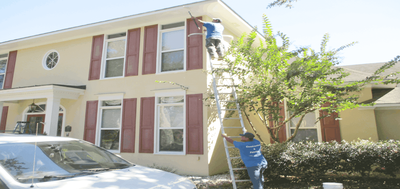 M&T COnstruction Exterior Painting